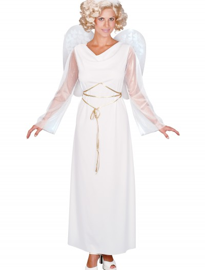 Women's Angel Costume, halloween costume (Women's Angel Costume)