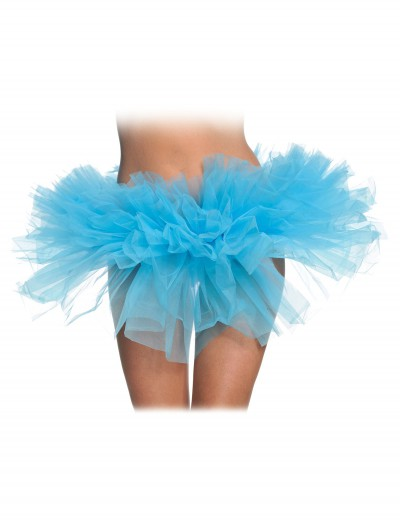 Women's Blue Tutu, halloween costume (Women's Blue Tutu)