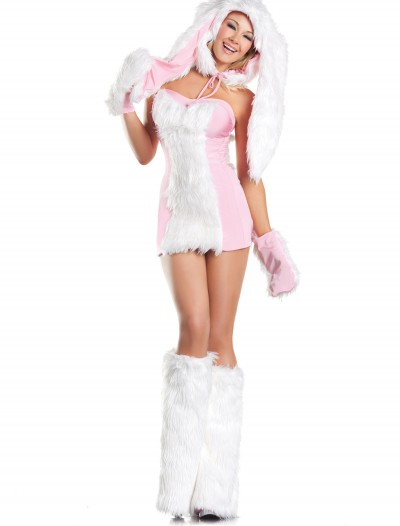 Womens Blushing Bunny Costume, halloween costume (Womens Blushing Bunny Costume)