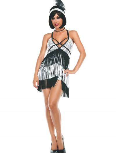 Women's Boardwalk Flapper Costume, halloween costume (Women's Boardwalk Flapper Costume)