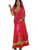 Womens Bollywood Beauty Costume, halloween costume (Womens Bollywood Beauty Costume)