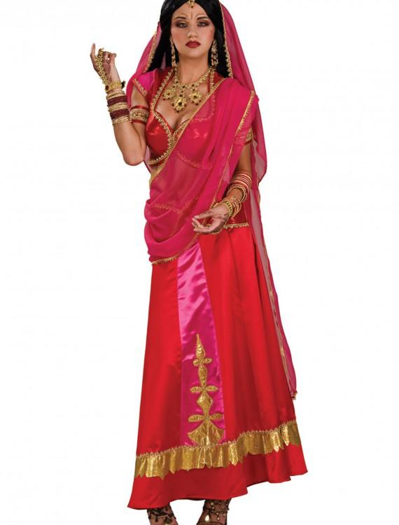 Womens Bollywood Beauty Costume, halloween costume (Womens Bollywood Beauty Costume)