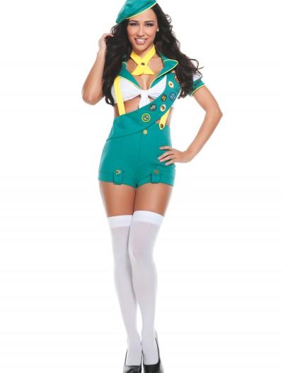 Women's Camp Fire Cutie Costume, halloween costume (Women's Camp Fire Cutie Costume)