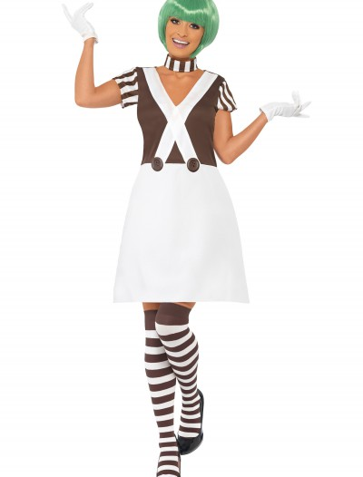Women's Candy Creator Costume, halloween costume (Women's Candy Creator Costume)