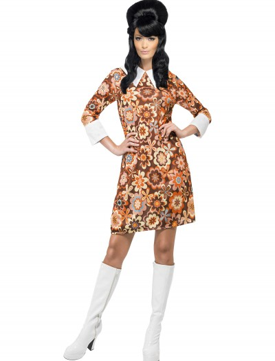 Women's Carnaby Cutie Costume, halloween costume (Women's Carnaby Cutie Costume)