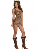 Women's Cave Girl Costume, halloween costume (Women's Cave Girl Costume)