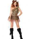 Women's Cave Girl Cutie Costume, halloween costume (Women's Cave Girl Cutie Costume)
