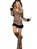 Women's Cheetah-Licious Costume, halloween costume (Women's Cheetah-Licious Costume)
