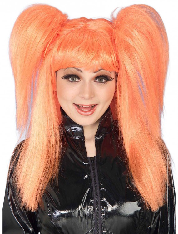 Women's Clown Wig, halloween costume (Women's Clown Wig)