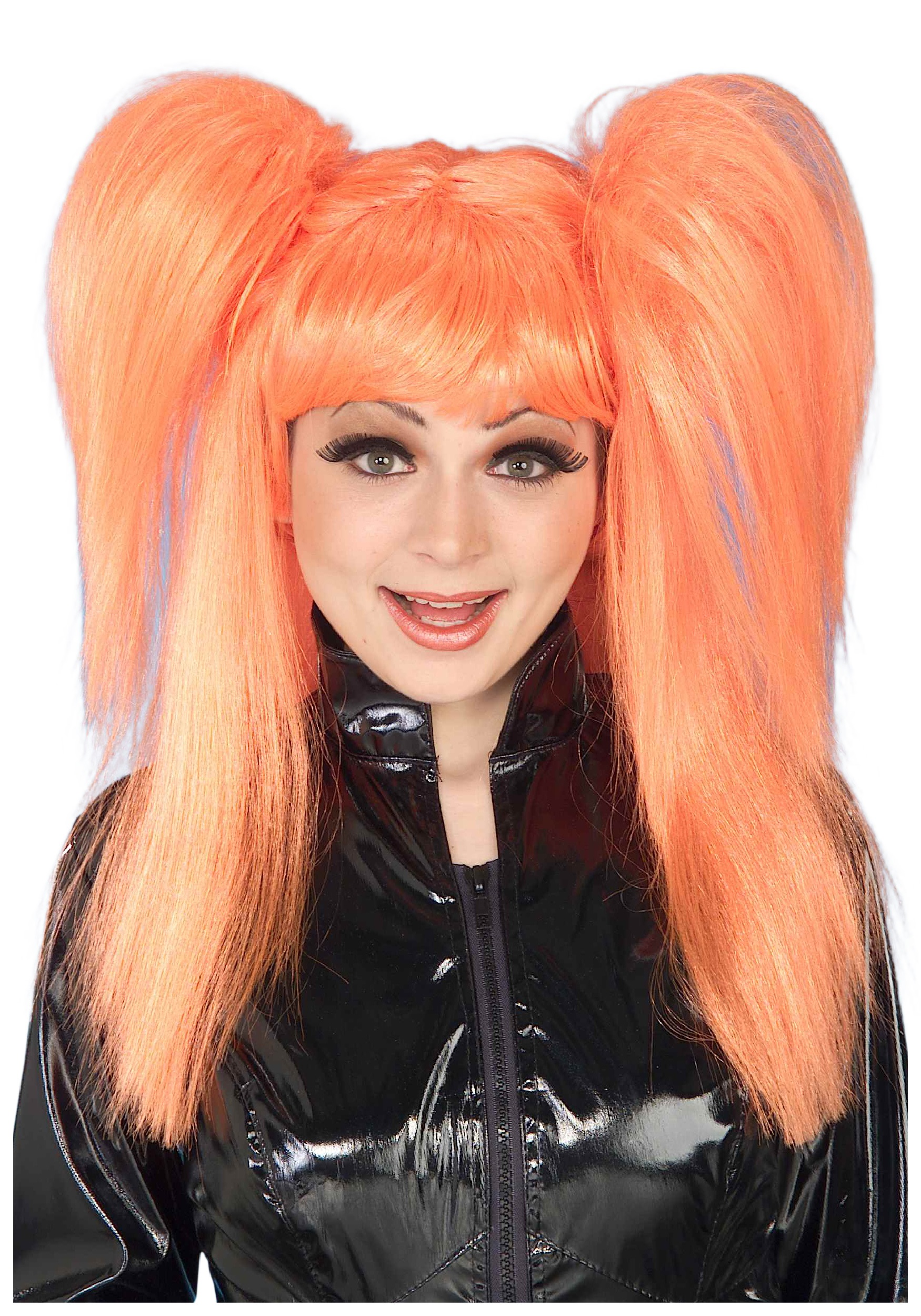 womens clown wig