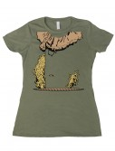 Womens Costume Scarecrow T-Shirt, halloween costume (Womens Costume Scarecrow T-Shirt)