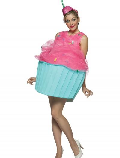 Womens Cupcake Costume, halloween costume (Womens Cupcake Costume)
