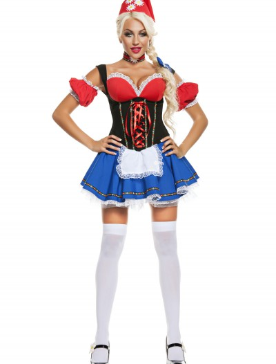 Women's Daisy Meadow Gnome Costume, halloween costume (Women's Daisy Meadow Gnome Costume)