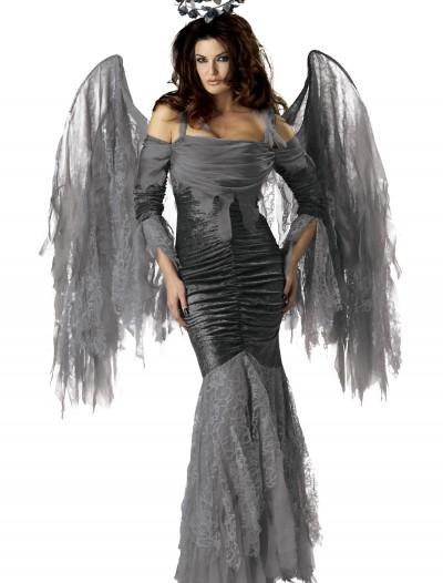 Womens Dark Angel Costume, halloween costume (Womens Dark Angel Costume)