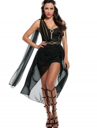 Womens Dark Goddess Costume, halloween costume (Womens Dark Goddess Costume)