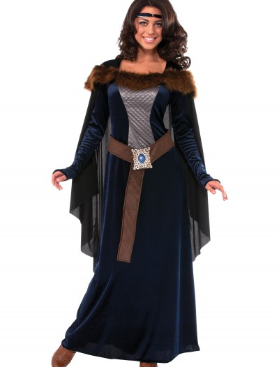 Women's Dark Lady Costume, halloween costume (Women's Dark Lady Costume)
