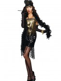Women's Dazzle Me Flapper Costume, halloween costume (Women's Dazzle Me Flapper Costume)