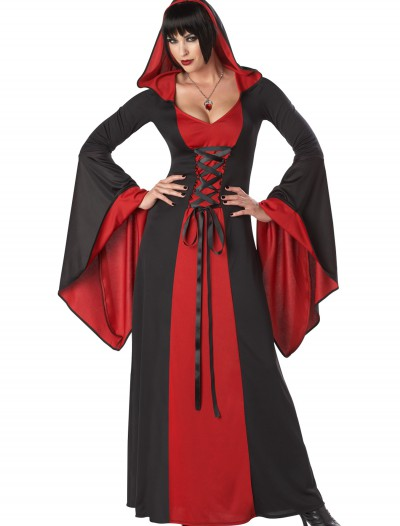 Women's Deluxe Hooded Robe, halloween costume (Women's Deluxe Hooded Robe)