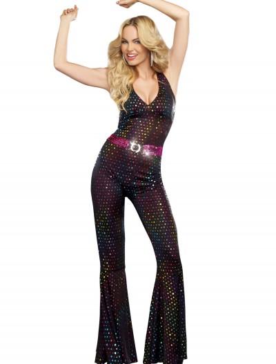 Womens Disco Doll Costume, halloween costume (Womens Disco Doll Costume)