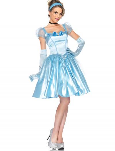 Womens Disney Classic Cinderella Costume, halloween costume (Womens Disney Classic Cinderella Costume)