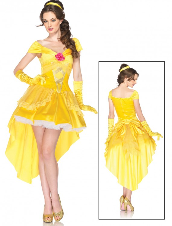 Womens Disney Enchanting Belle Costume, halloween costume (Womens Disney Enchanting Belle Costume)