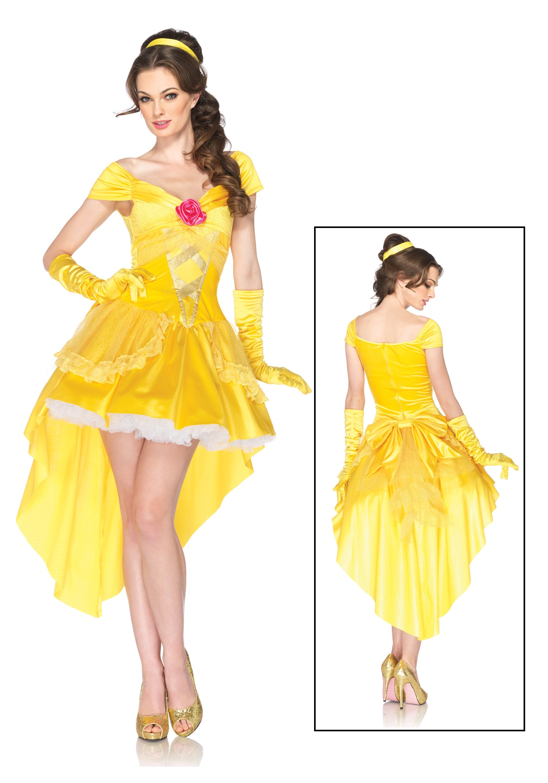 Womens Disney Enchanting Belle Costume  sc 1 st  Halloween Costumes & Womens Disney Enchanting Belle Costume - Halloween Costumes