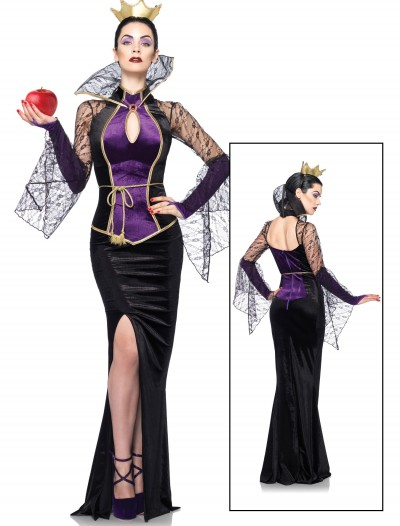 Womens Disney Evil Queen Costume, halloween costume (Womens Disney Evil Queen Costume)