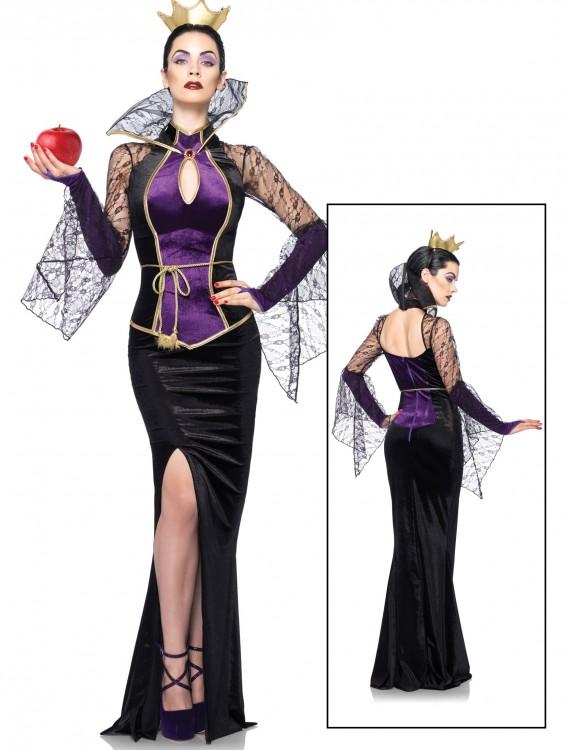 Womens Disney Evil Queen Costume, halloween costume (Womens Disney Evil Queen Costume)