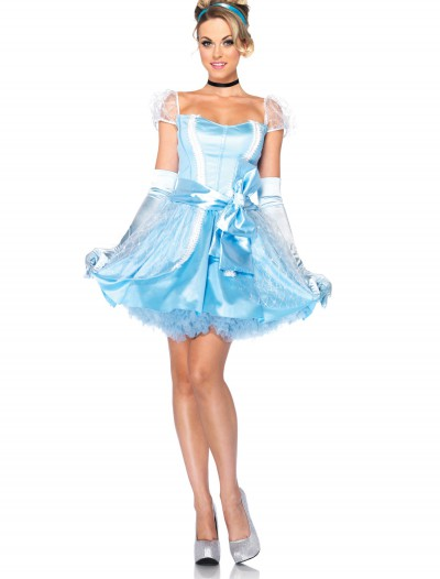 Womens Disney Glass Slipper Cinderella Costume, halloween costume (Womens Disney Glass Slipper Cinderella Costume)