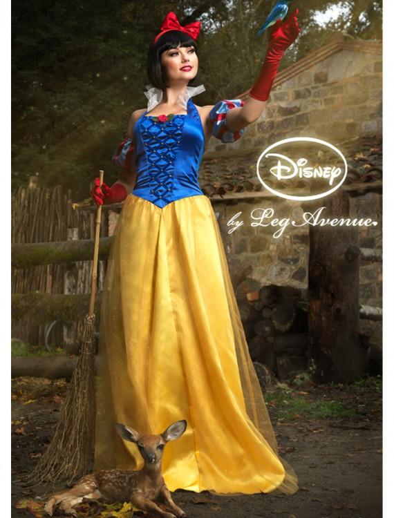 Womens Disney Princess Snow White Costume, halloween costume (Womens Disney Princess Snow White Costume)