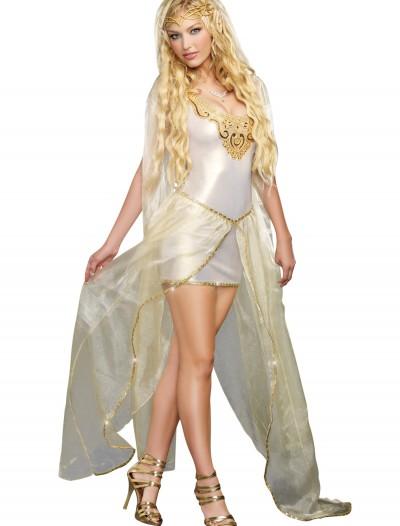 Womens Elf Princess Costume, halloween costume (Womens Elf Princess Costume)