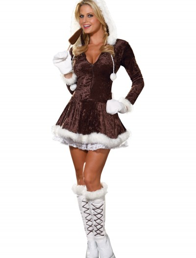 Women's Eskimo Costume, halloween costume (Women's Eskimo Costume)