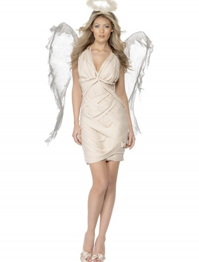 Womens Fallen Angel Costume, halloween costume (Womens Fallen Angel Costume)