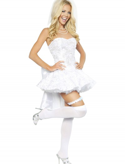 Women's Fantasy Bride Costume, halloween costume (Women's Fantasy Bride Costume)