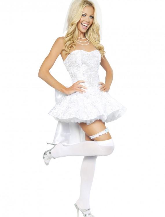 Women's Fantasy Bride Costume, halloween costume (Women's Fantasy Bride Costume)