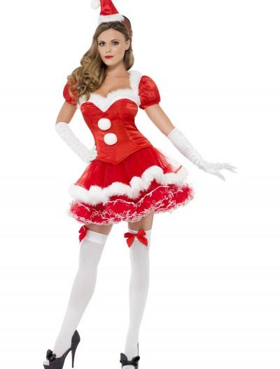 Women's Fever Santa Costume, halloween costume (Women's Fever Santa Costume)