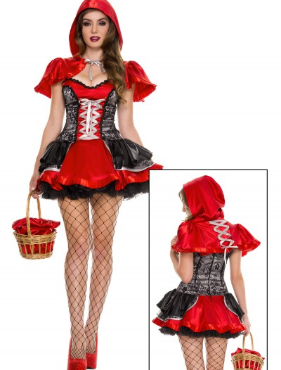 Women's Fiery Lil' Red Costume, halloween costume (Women's Fiery Lil' Red Costume)