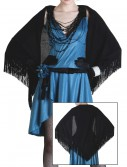 Women's Fringed Flapper Shawl, halloween costume (Women's Fringed Flapper Shawl)