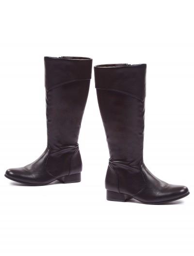 Womens Flat Pirate Boots, halloween costume (Womens Flat Pirate Boots)
