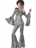 Women's Foxy Lady Disco Costume, halloween costume (Women's Foxy Lady Disco Costume)