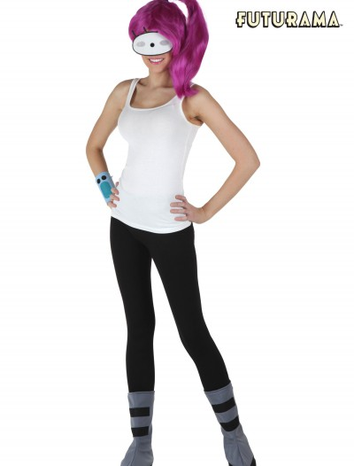 Womens Futurama Leela Costume Kit, halloween costume (Womens Futurama Leela Costume Kit)