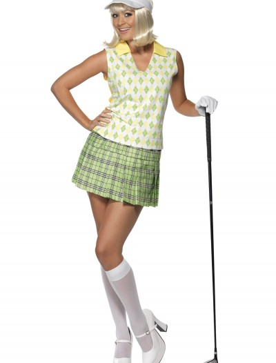 Women's Gone Golfing Costume, halloween costume (Women's Gone Golfing Costume)