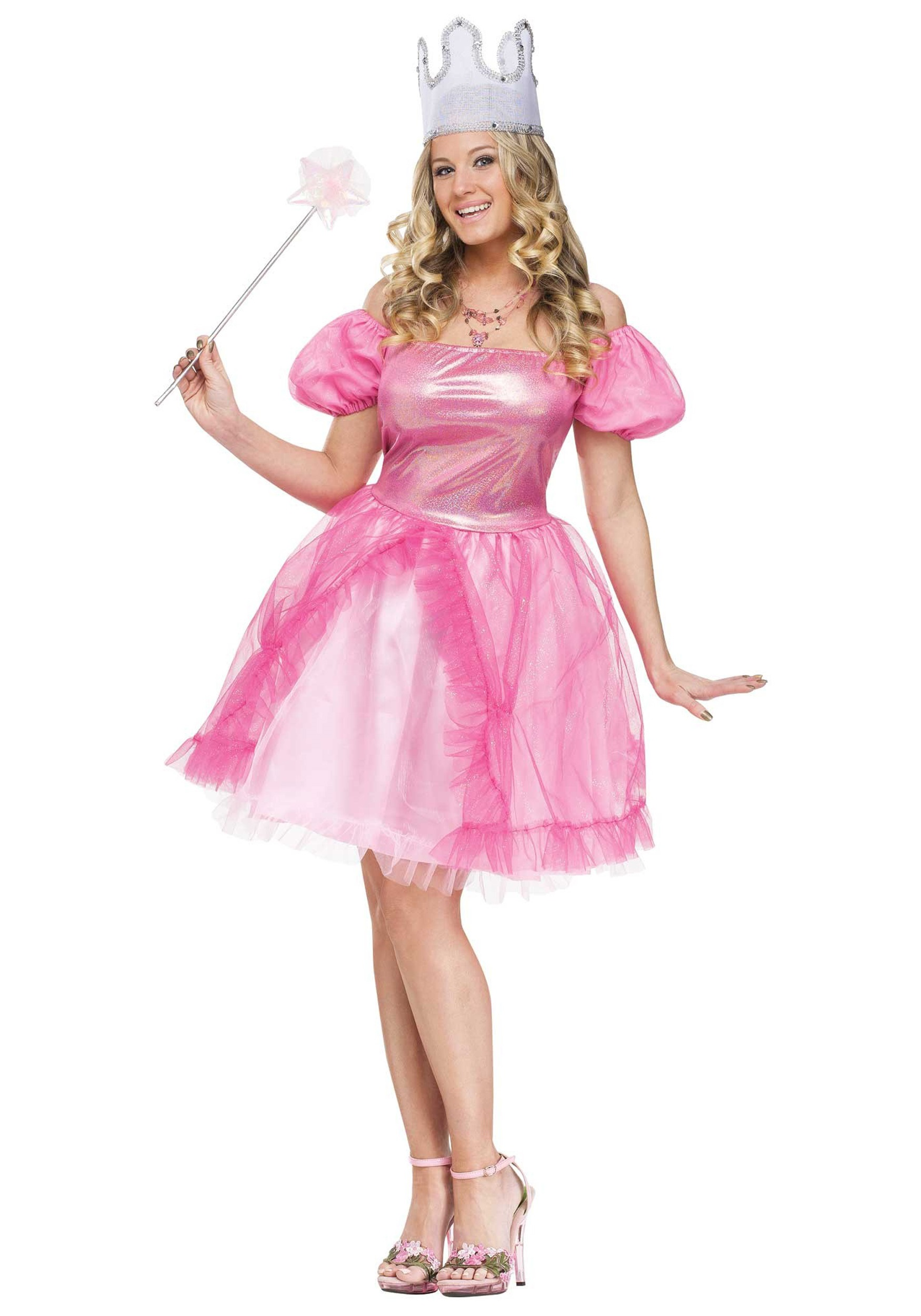 Womens Good Witch Costume  sc 1 st  Halloween Costumes & Womens Good Witch Costume - Halloween Costumes