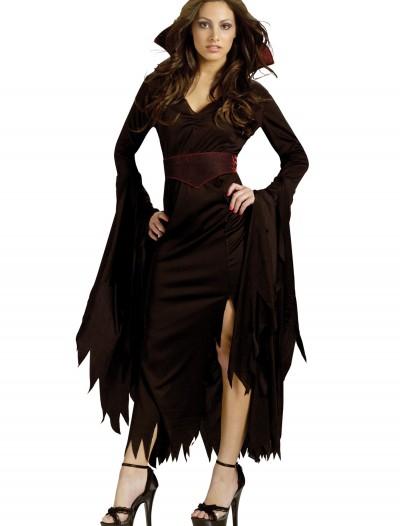 Women's Gothic Vamp Costume, halloween costume (Women's Gothic Vamp Costume)