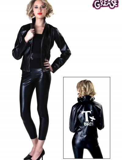 Women's Grease T-Birds Jacket, halloween costume (Women's Grease T-Birds Jacket)