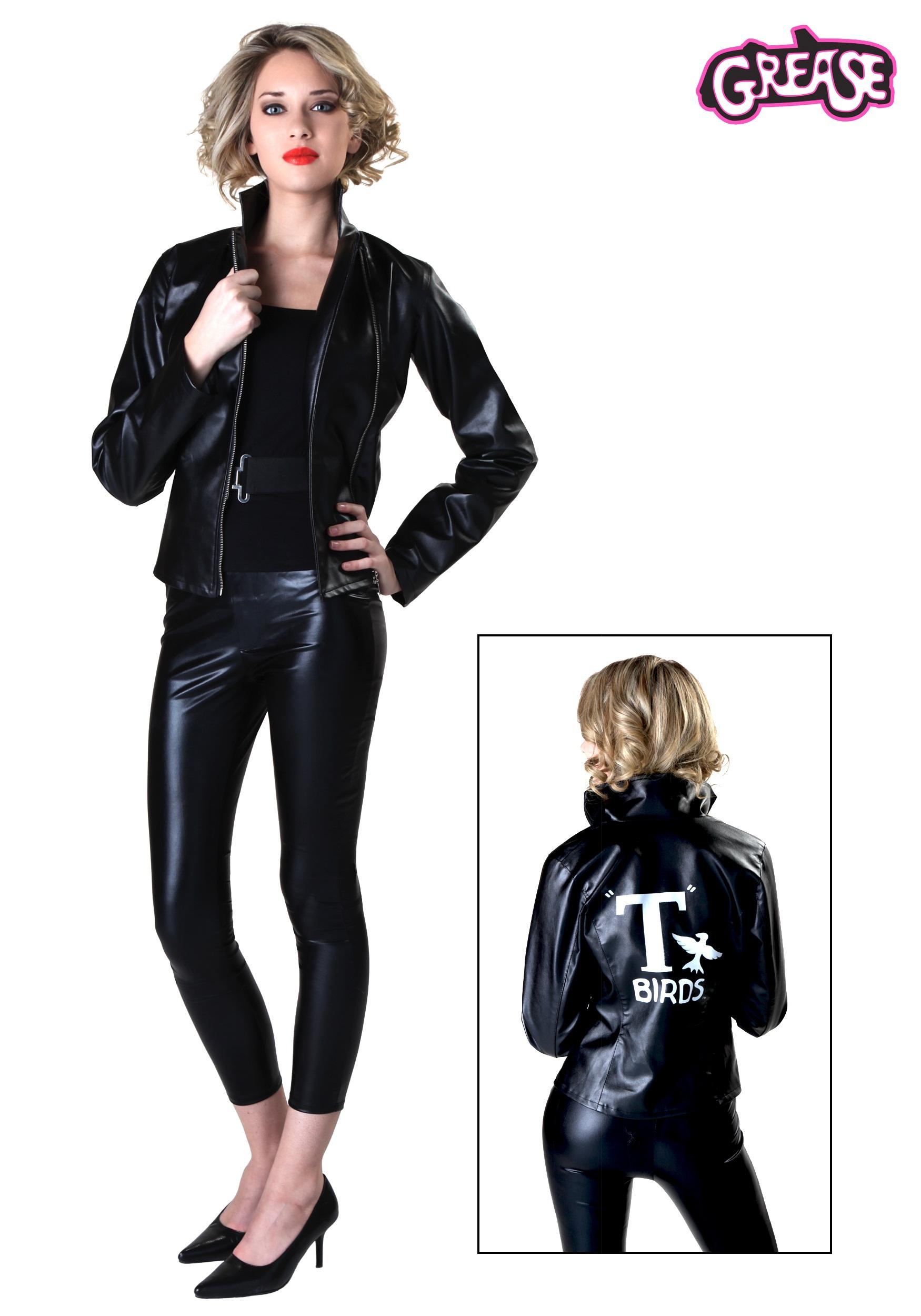 Women\u0027s Grease T,Birds Jacket , Halloween Costumes