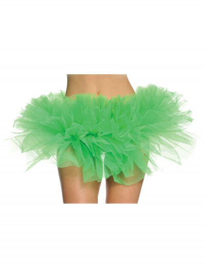 Women's Green Tutu, halloween costume (Women's Green Tutu)