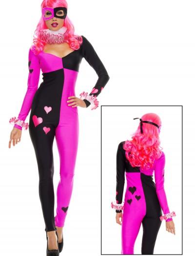 Women's Heart Striking Harley Costume, halloween costume (Women's Heart Striking Harley Costume)