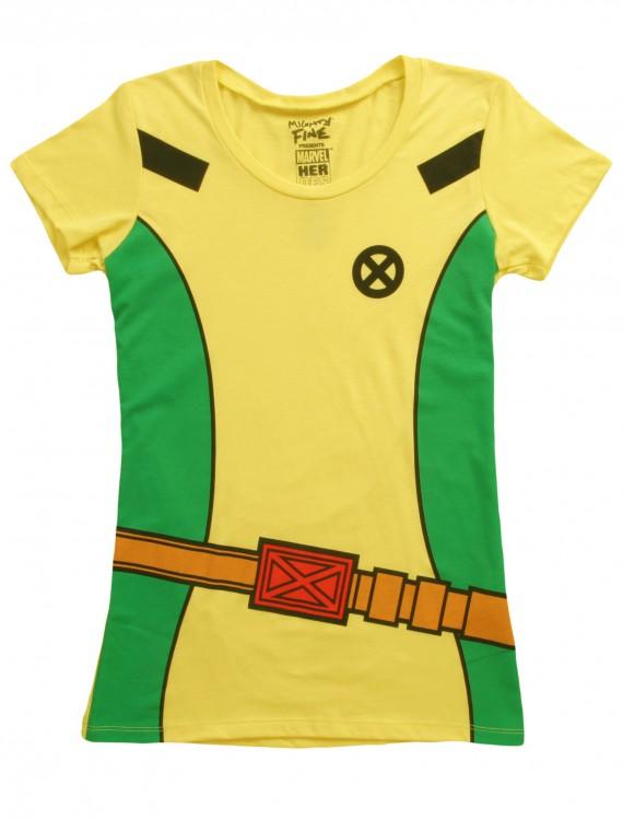 Womens I Am Rogue T-Shirt, halloween costume (Womens I Am Rogue T-Shirt)