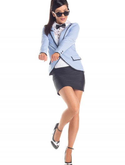 Women's Korean Pop Star Costume, halloween costume (Women's Korean Pop Star Costume)